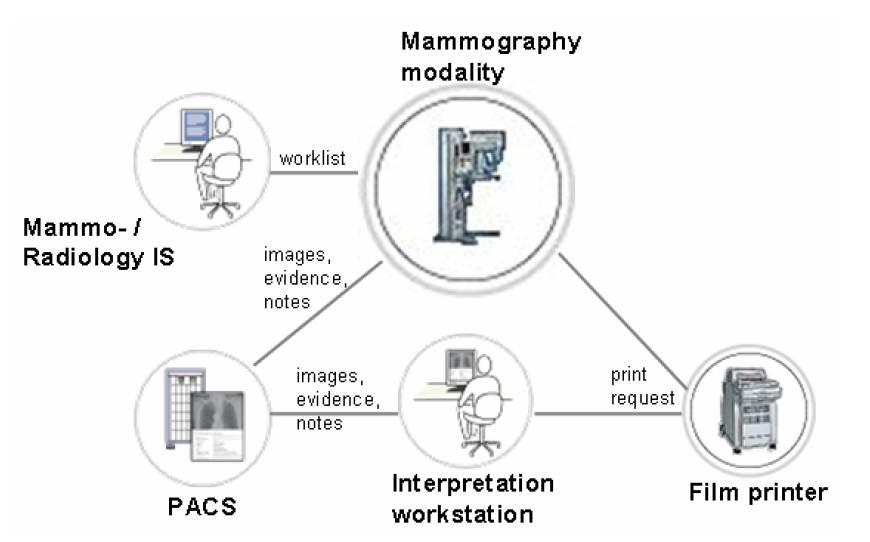 Mammography Image Ihe Wiki